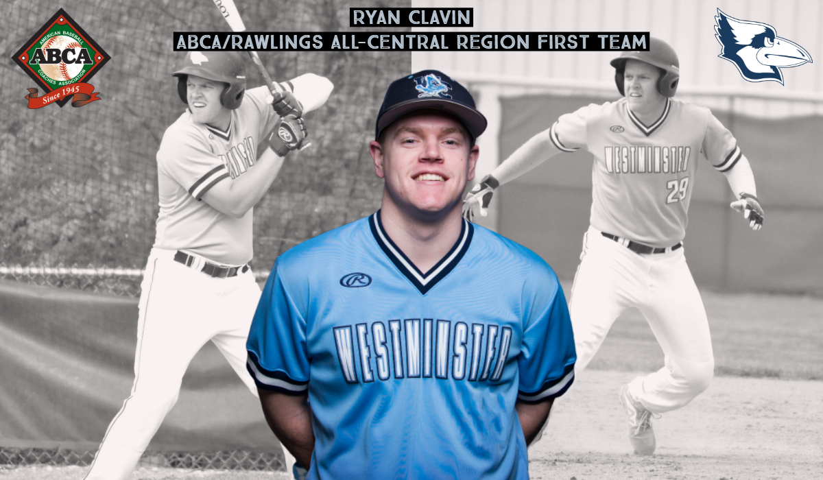 Clavin Named to ABCA/Rawlings All-Central Region First Team