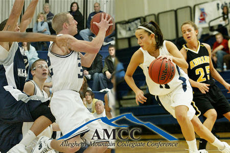 Basketball Teams Picked Second in AMCC Preseason Poll