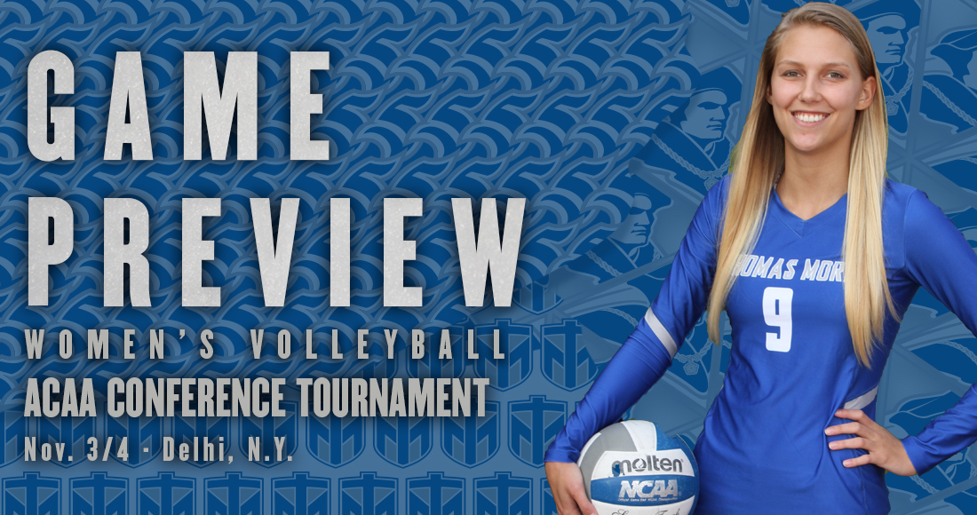Women's Volleyball Competes in the ACAA Tournament This Weekend