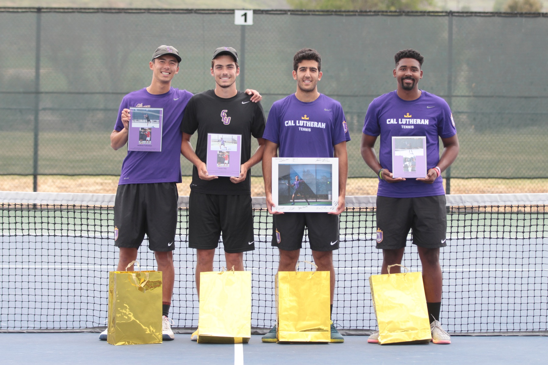 Kingsmen Sweep Doubles on Senior Day, Still Fall to No. 36 Bruins