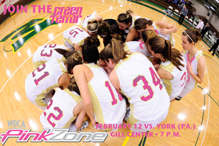 McDaniel to take part in WBCA Pink Zone campaign on Thursday