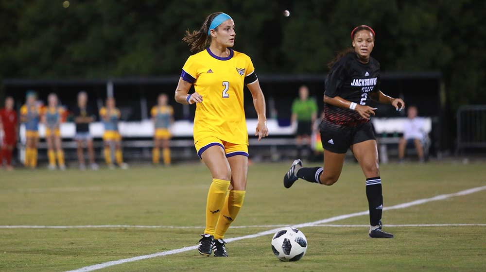 Golden Eagles travel to Murray State Friday for only match of the week