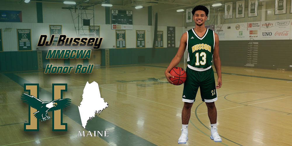 DJ Bussey Named to the MMBCWA Honor Roll