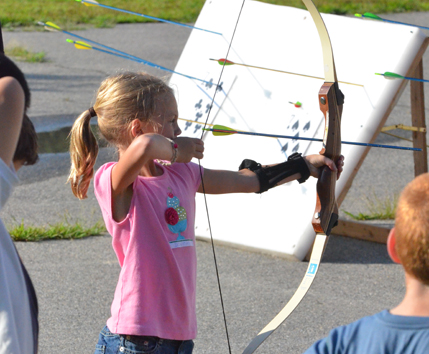 Family Archery - Beginner