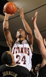 After Finals, Titans Seek Revenge Against Bobcats