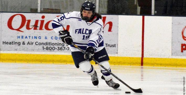 Finlandia edges Women's Hockey in NCHA play