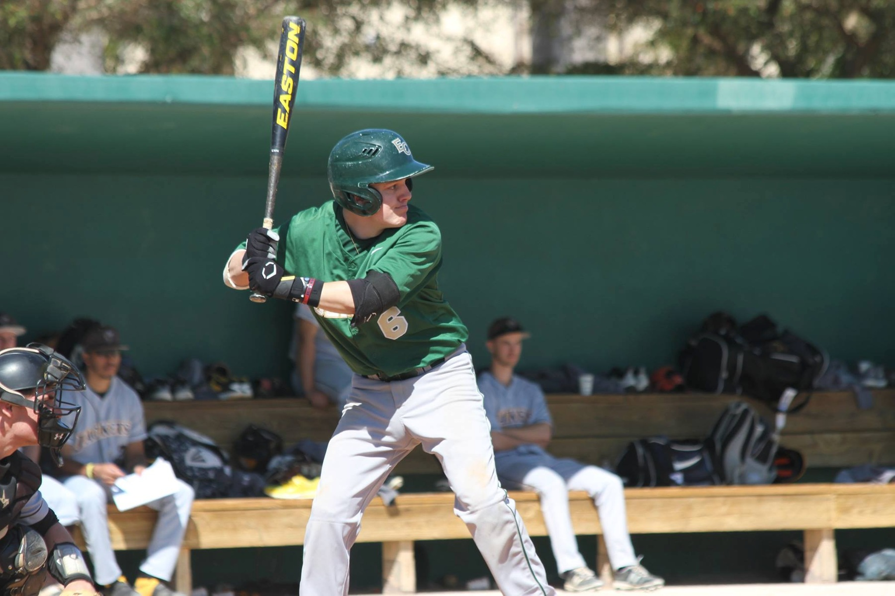 Baseball Thumps Daniel Webster For Series Sweep