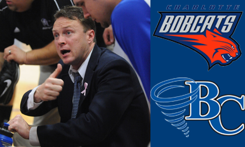 Coach Jones will be on staff at the Inaugural Charlotte Bobcats Fantasy Camp
