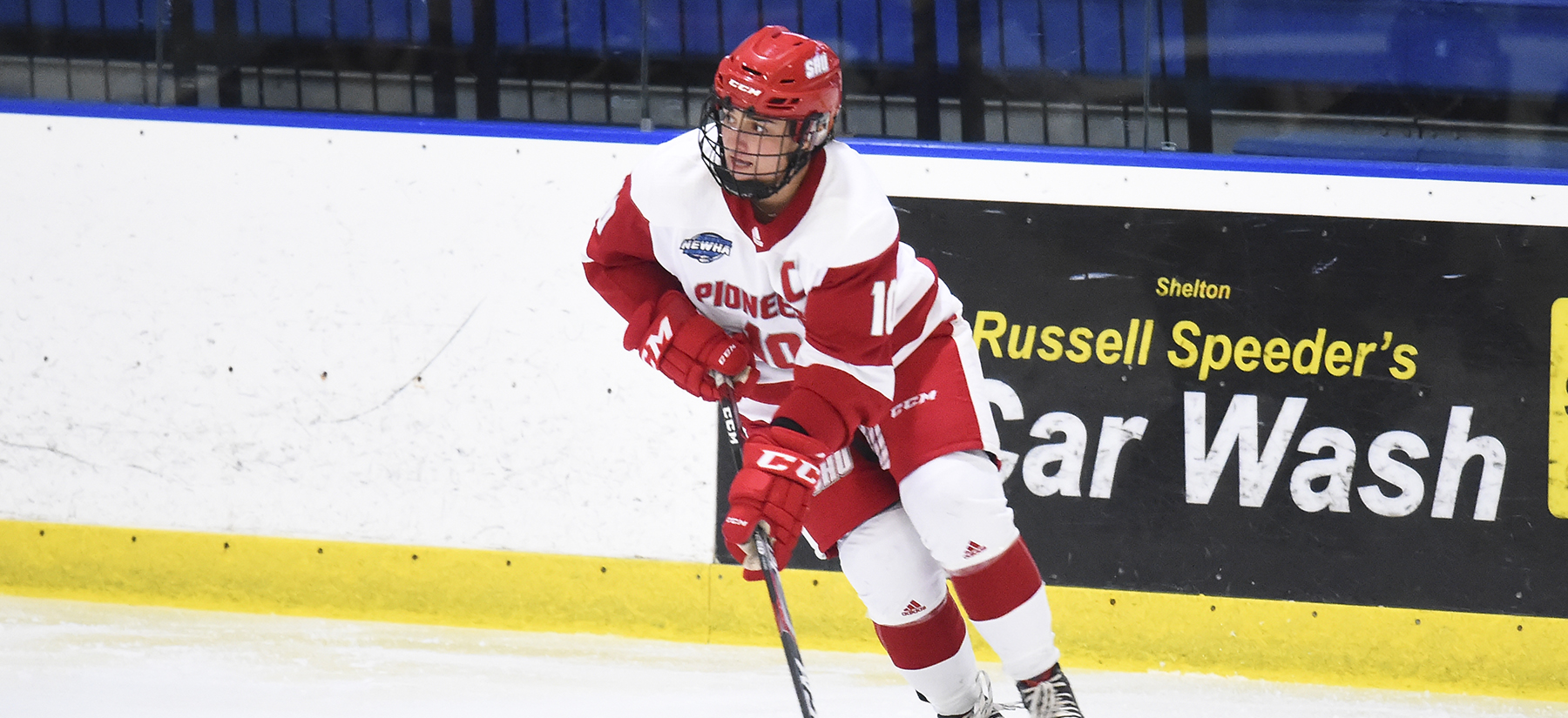 Women's Ice Hockey Rides Six Game Win Streak With 2-1 Victory Over LIU