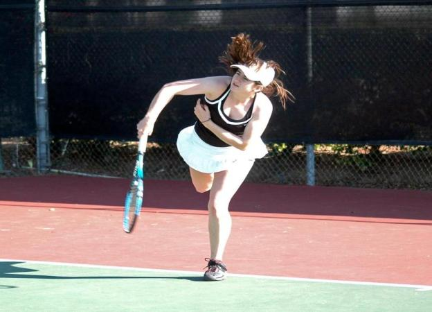 Women's tennis opens at UC Santa Cruz