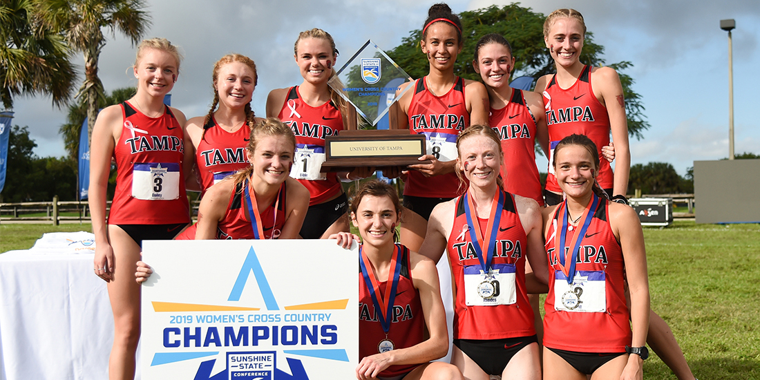 Tampa Women Win SSC Championship; Men Finish Fourth