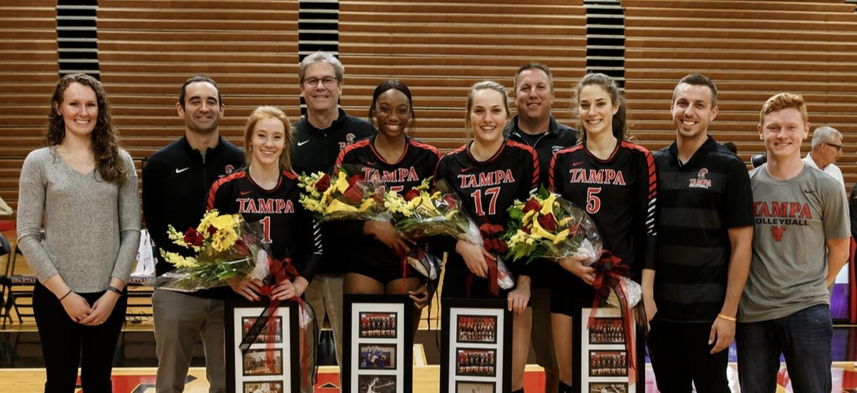 Spartans Sweep Lynn In Celebration of Senior Class