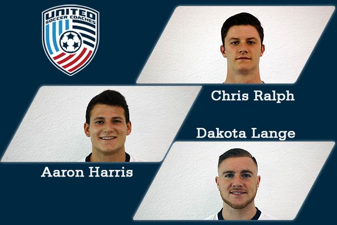 Trio of Men's Soccer Players Named All-Region