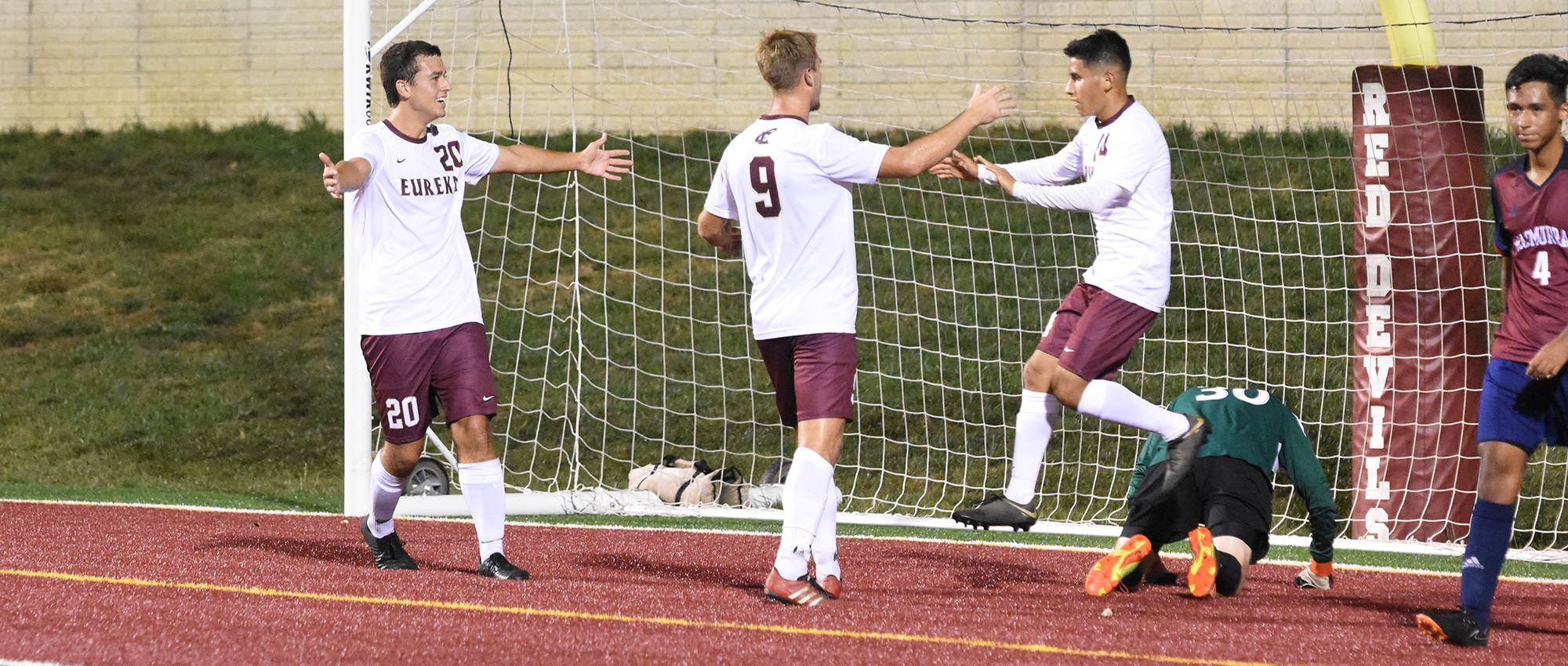 Clean Sheet: Red Devils Blank MacMurray, 4-0