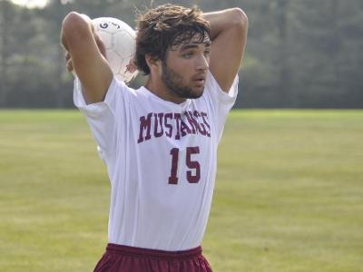 Men's Soccer Makes Playoffs with 8-0 Win over Hawks