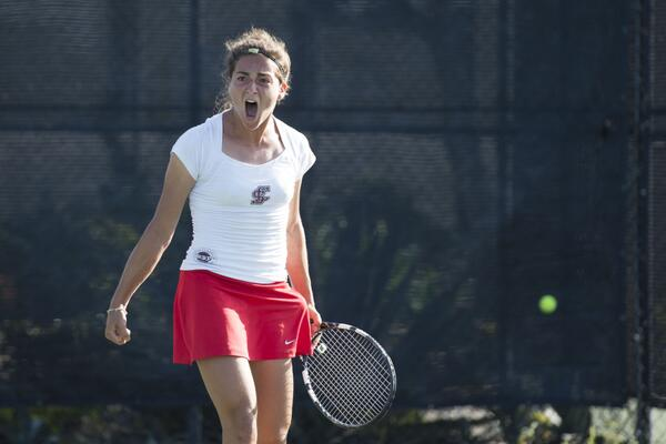 Rouvillois's Win Puts Broncos Over San Diego and into the Semifinal of the WCC Championships