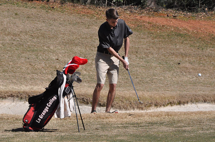Golf: Panthers in eighth after first round of Callaway Gardens Intercollegiate