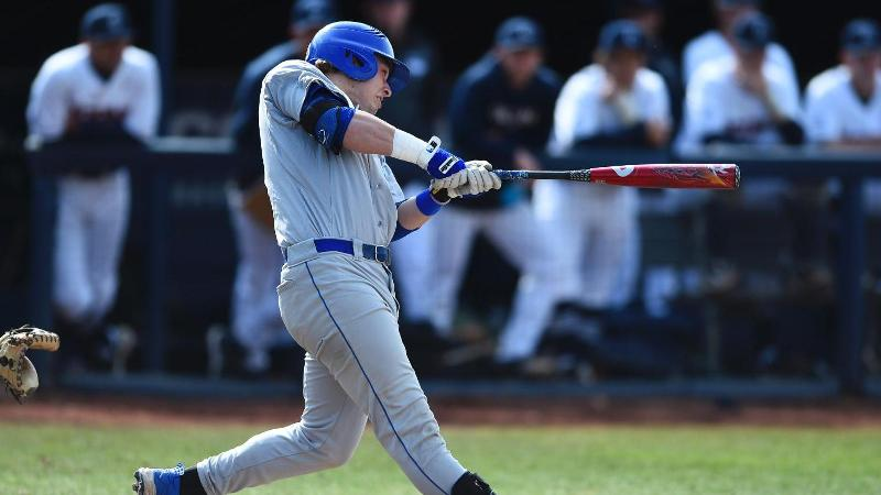 Baseball Explodes for 15-6 Win Over South Dakota St.