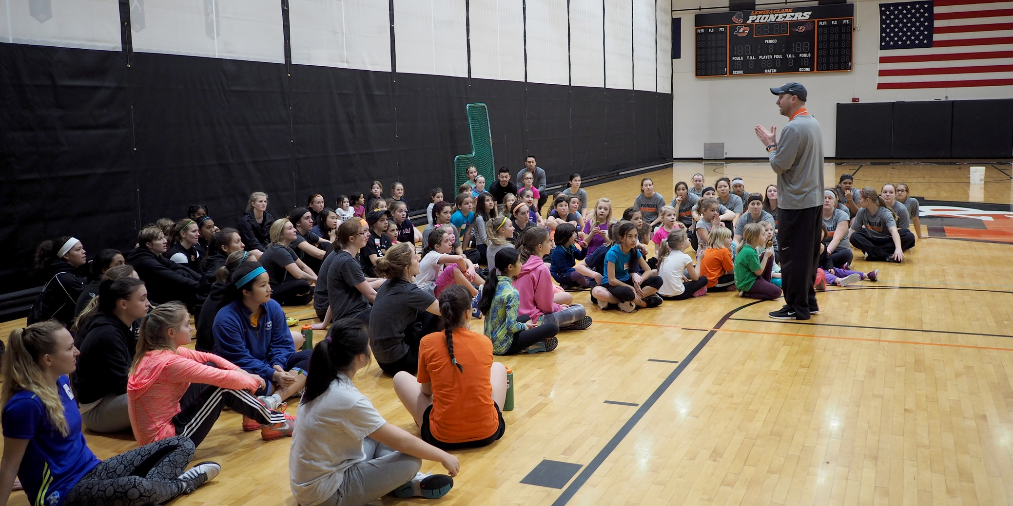 National Girls and Women in Sports Day coming to Lewis & Clark