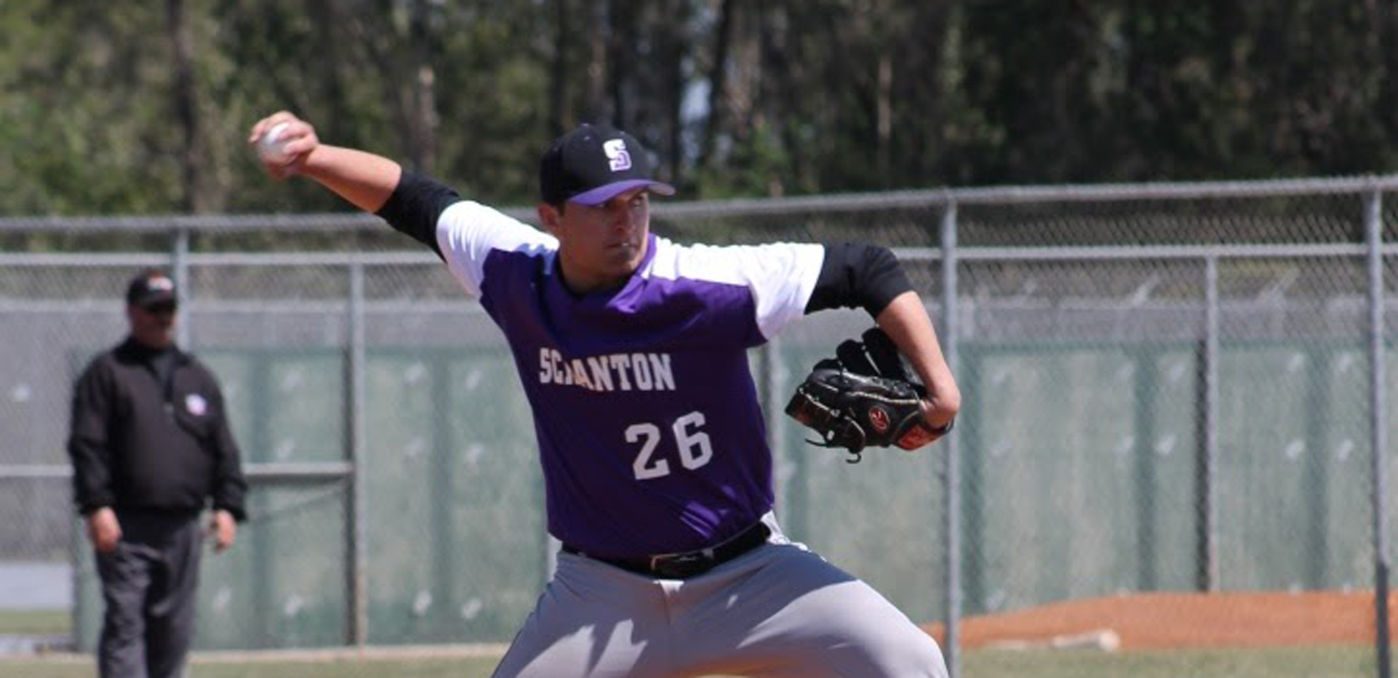 Sophomore Bobby Hegarty tossed four shutout innings against Kean on Sunday.