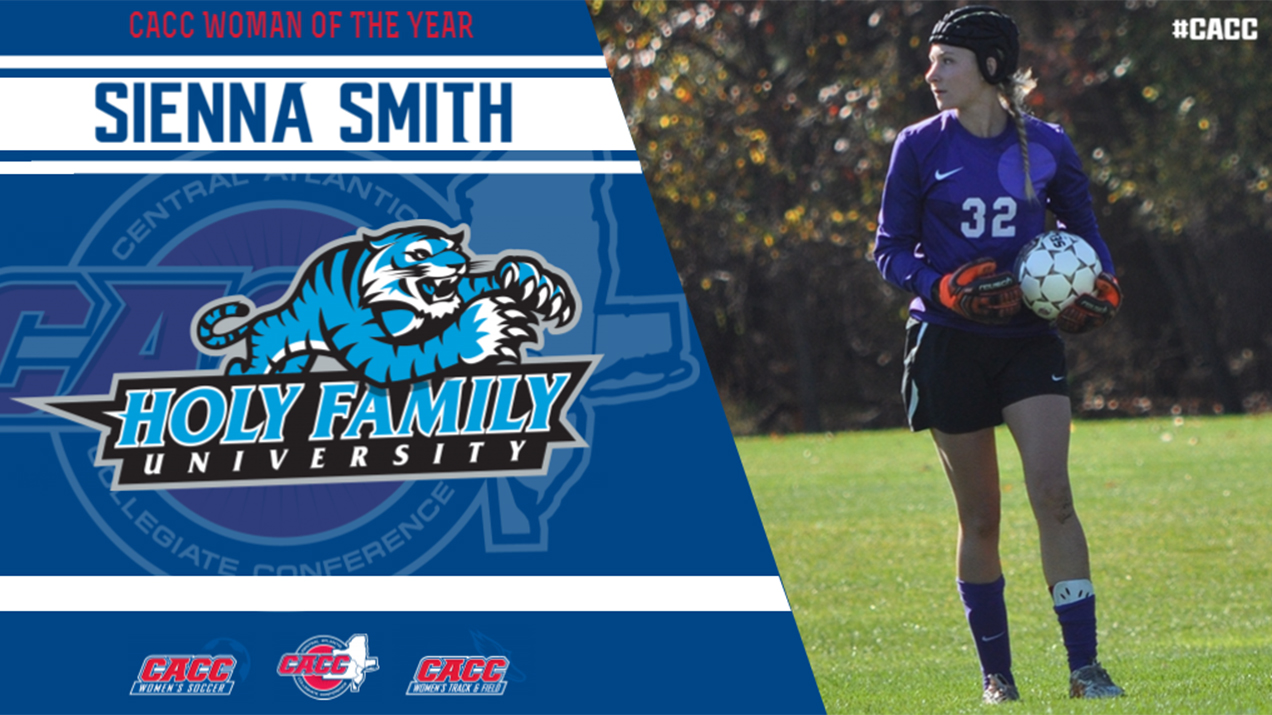 Holy Family's Sienna Smith Named CACC's Nominee for NCAA Woman-of-the-Year Award