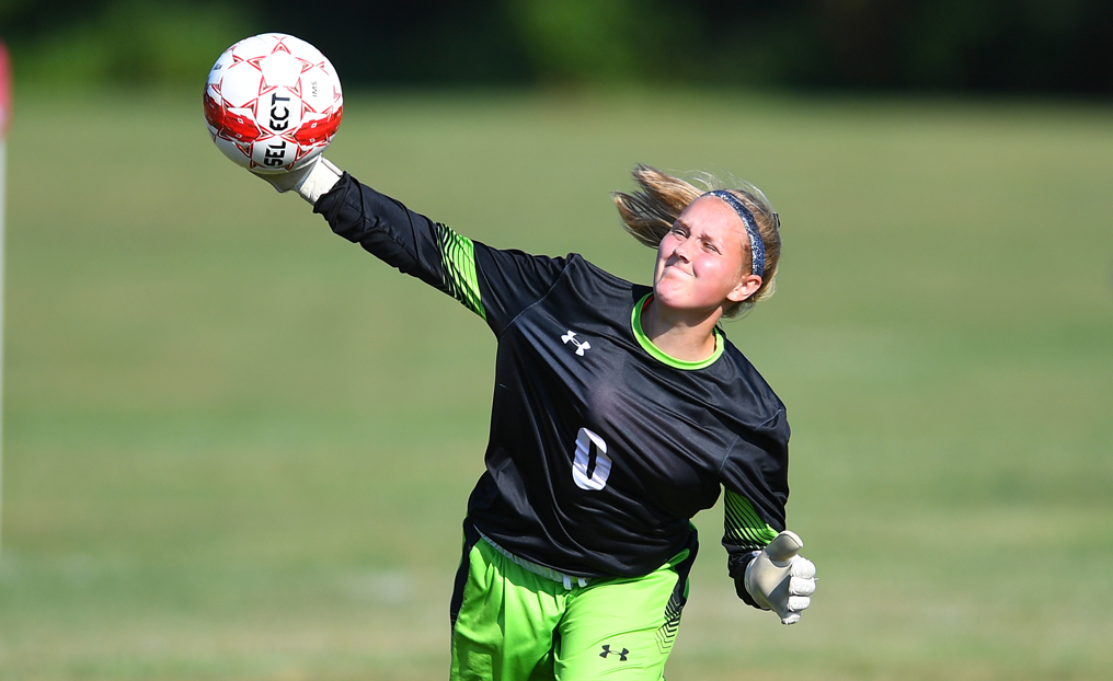 Women's Soccer Falls in NECC Opener to Eastern Nazarene
