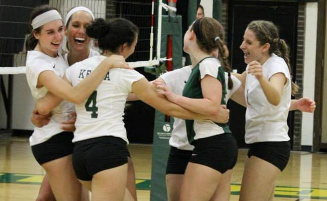 Women's Volleyball Extends Win Streak to 11