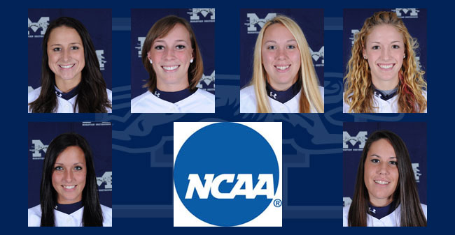 Six Softball Players Ranked in First NCAA Division III Statistics