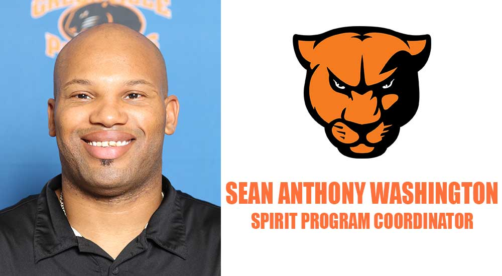 Sean Anthony Washington named spirit program coordinator