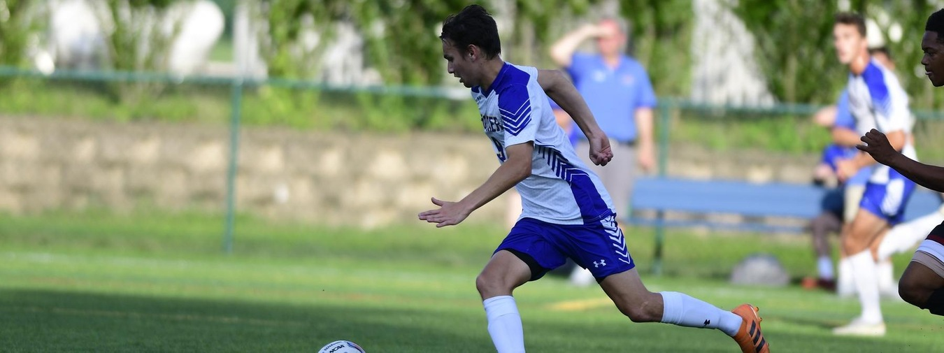 Cohen Moves Into Fourth Place In Career Goals And Points In Program History In Goucher Men's Soccer 5-2 Win