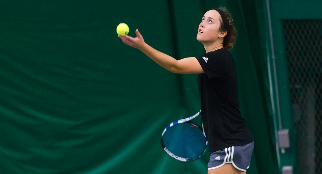 Schoenberg Picks Up Singles Win As Vikings Fall To Duquesne