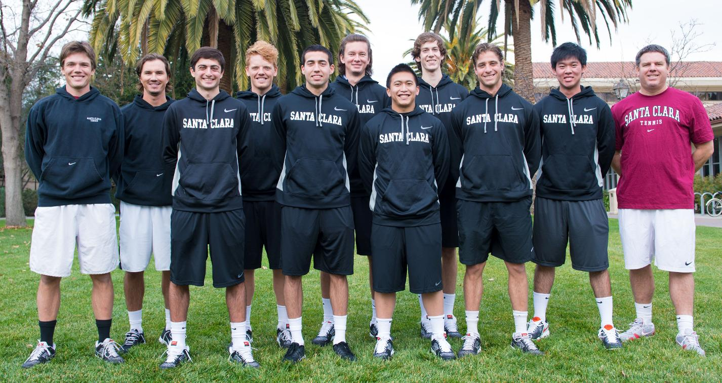 No. 64 Men's Tennis Travels to Portland for WCC Matchup