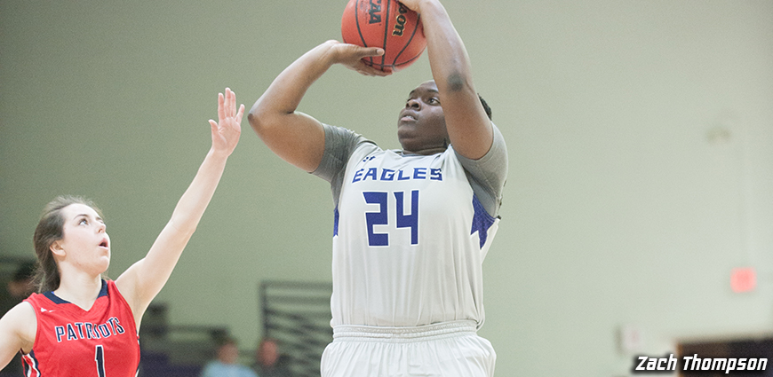 UT-Tyler Women's Basketball Team Slips Past Eagles