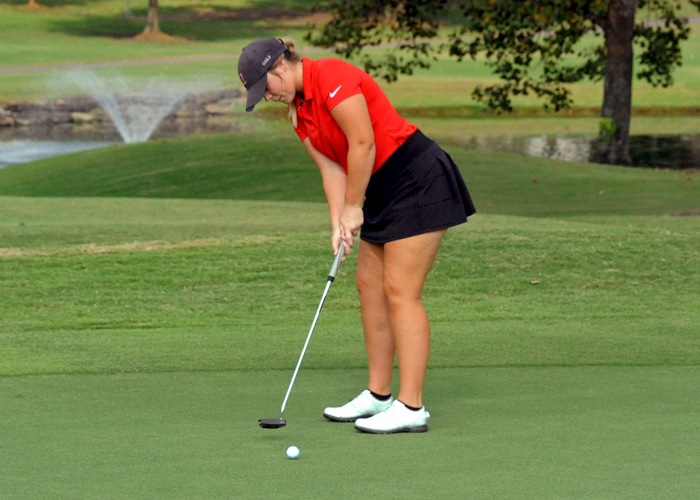 Burdeshaw tied for 10th entering final round of Golfweek DIII Fall Invitational