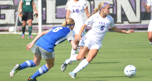 Golden Eagle soccer team to wrap up spring with three home contests