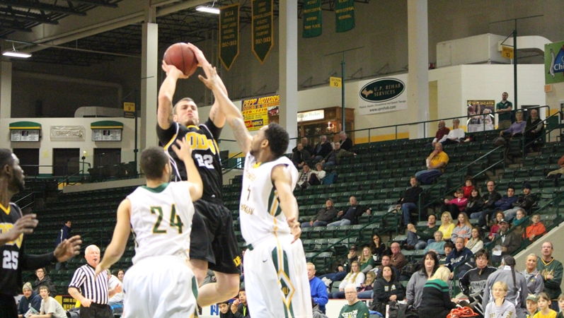 Men's Basketball Travels to Canton This Weekend
