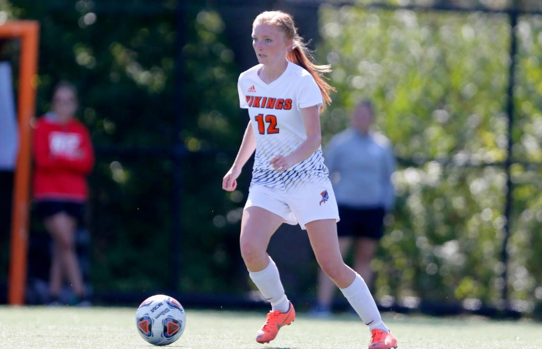Vikings Knock Off Westfield State 2-0