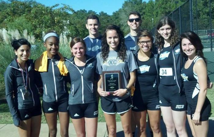 Young Leads the Lady Hurricanes at Skiles Farm Run