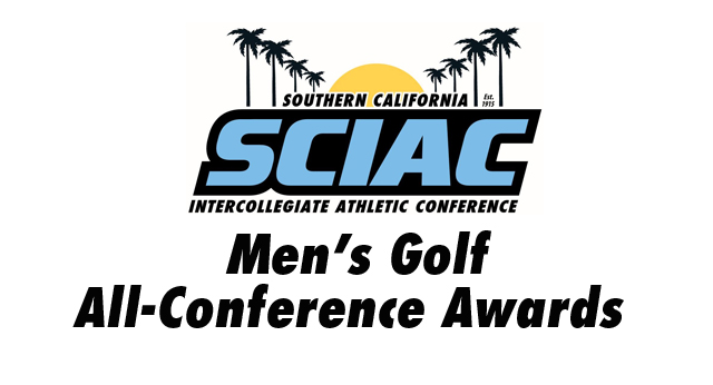 SCIAC Announces Men's Golf All-Conference Selections
