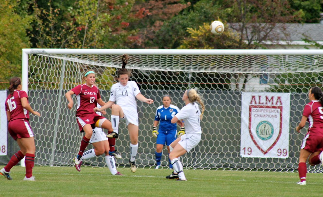 Scots Women's Soccer ranked #24 in the country in latest NSCAA poll