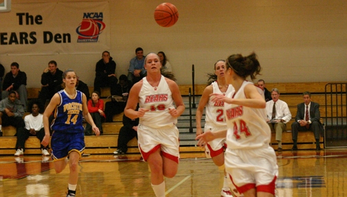 Women's Basketball Ranked 4th in the Northeast