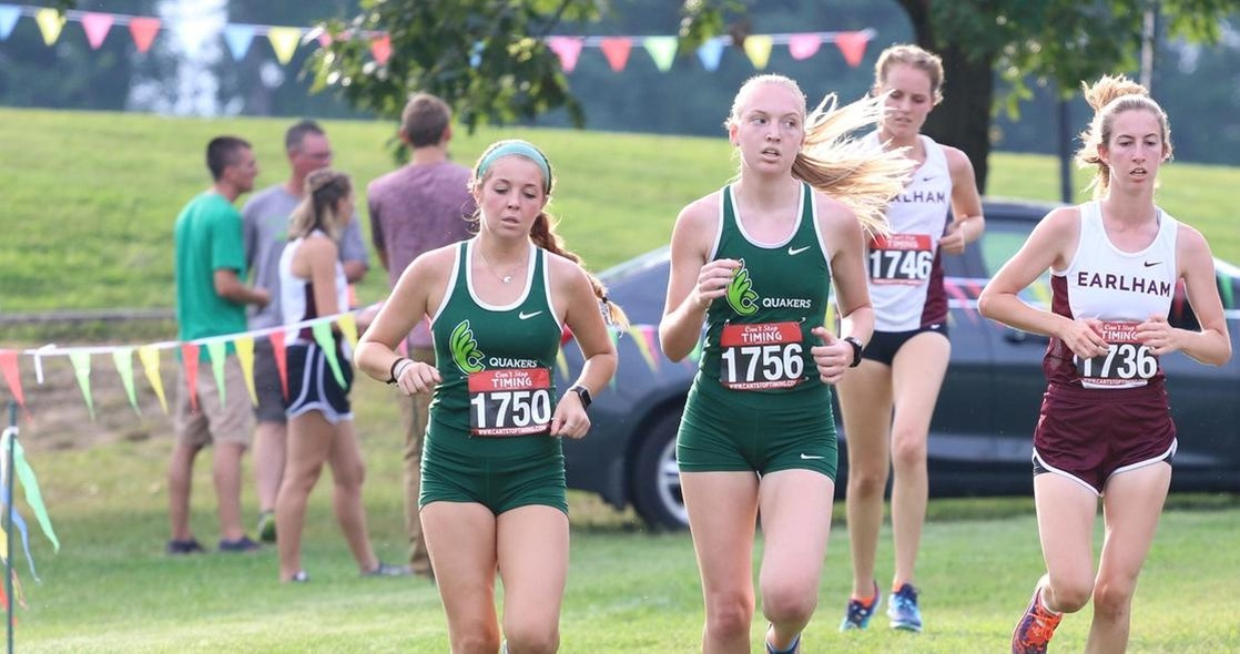 Women's Cross Country To Run at Benedictine on Friday