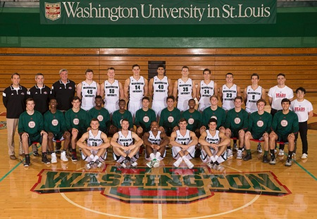 No. 7 Washington University Secures UAA Men's Basketball Championship and NCAA Bid