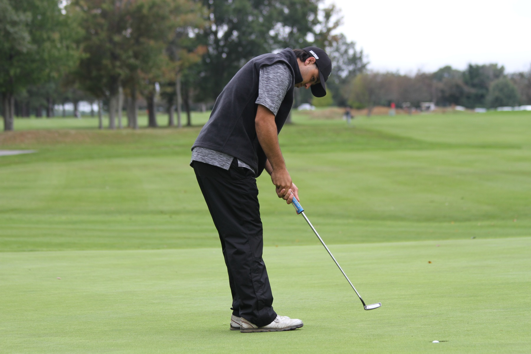 Blazers Sit In 13th Midway Through Wildcat Spring Invitational