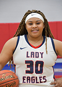 Ciara Taylor, Freshman Guard, Dyersburg State, TCCAA Women's Basketball Player of the Week 2/1