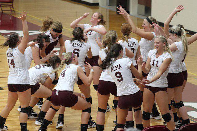 Volleyball picked to finish third in 2012 MIAA preseason poll