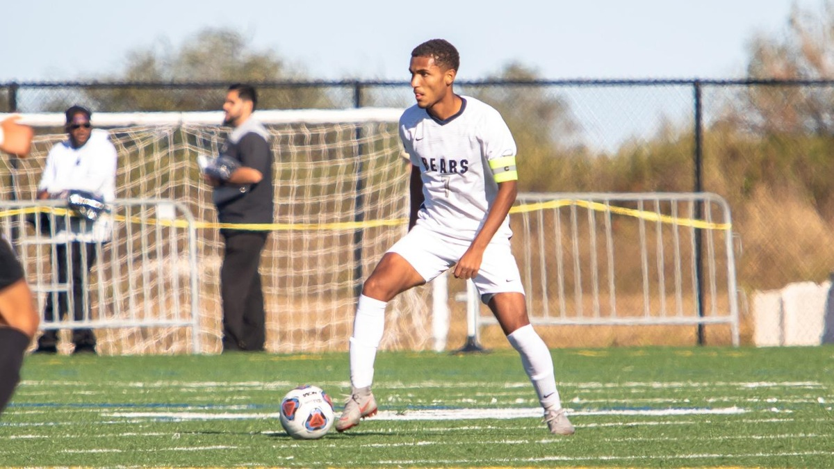 Men's Soccer Earns 2-2 Draw vs. Old Westbury on Georges' Late Equalizer