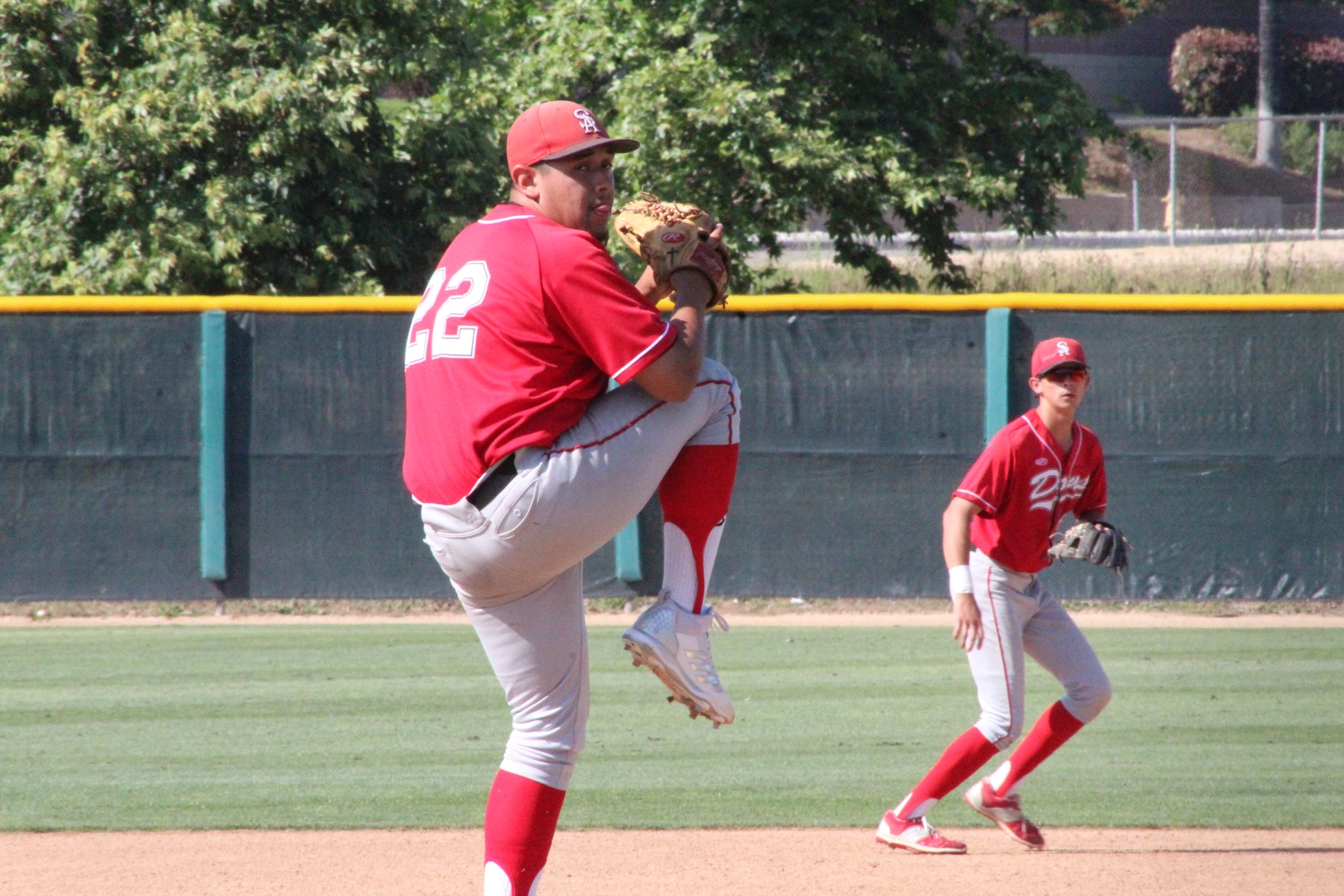 Cachu Shuts Down Mounties, Dons Cruise to 15-5 Win in Game One