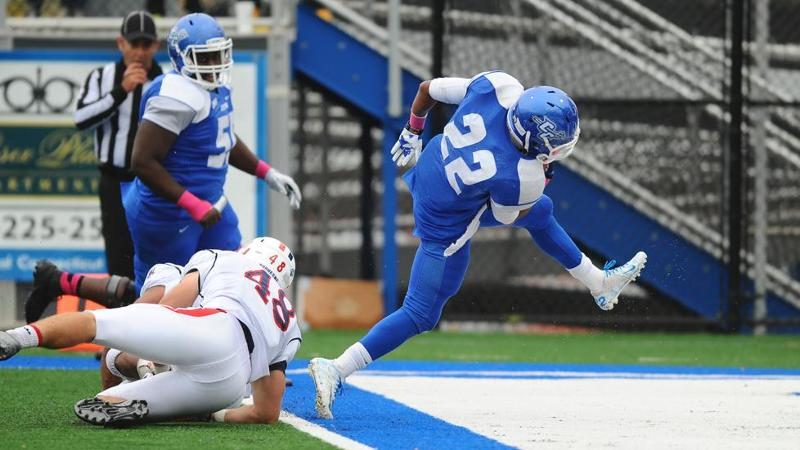 Football Falls to Duquesne on Homecoming
