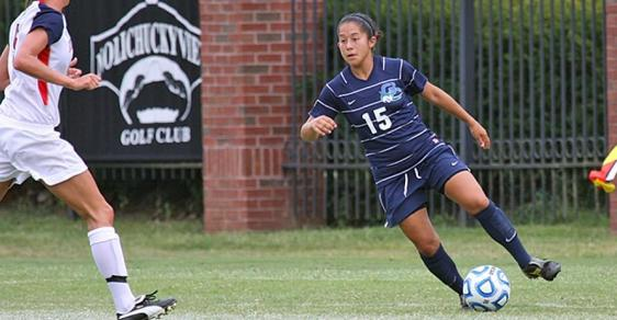 Bobcat Soccer Edged by #11 Rollins, 1-0